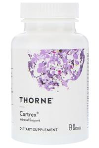 Thorne Research Cortrex - 60 Capsules 1